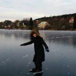 北国の寒さ!エディンバラの冬とスウェーデンの冬
