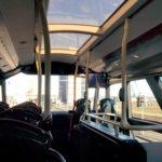 エディンバラの新型二階建てバス車両。路線22。(動画あり)