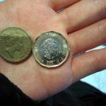 イギリスの新しい1ポンド硬貨、詳細を政府公式サイトより翻訳