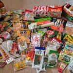 三度目の帰国で買った日本食② 買った食品とパッキング
